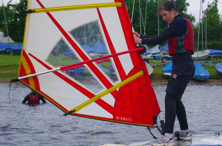 Windsurfing – Starting out