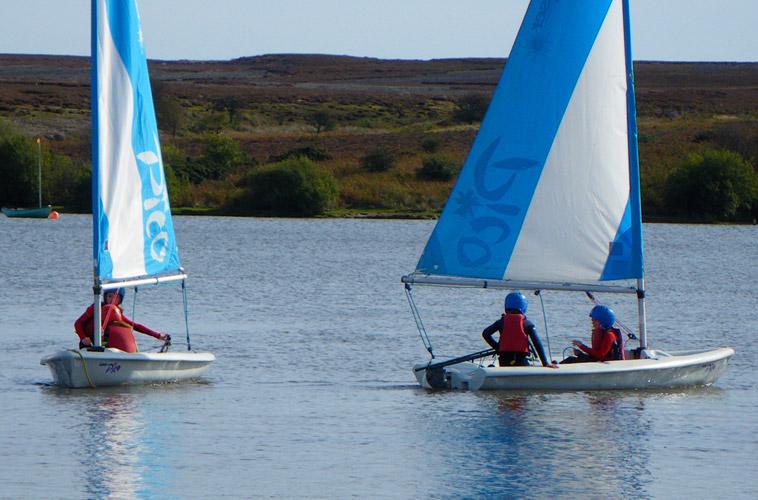 Sailing – RYA Youth Sailing Scheme