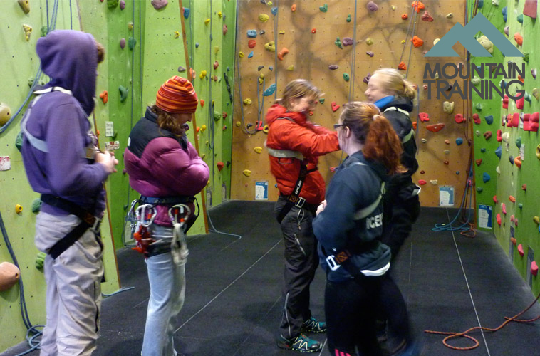 Climbing Wall Award
