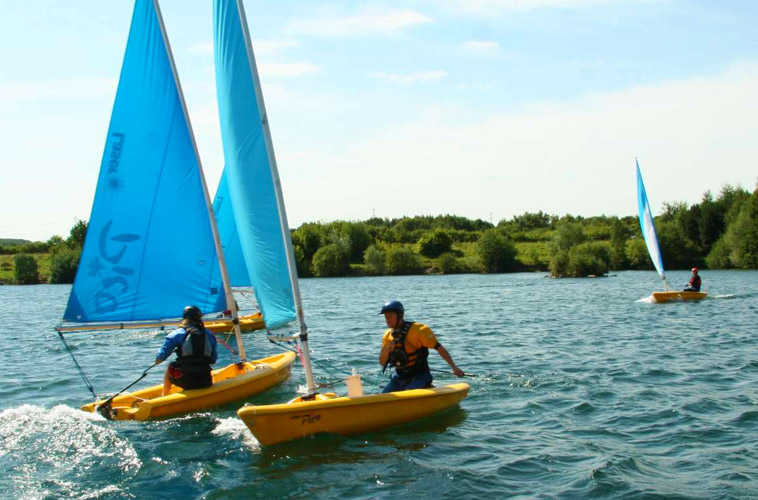 Sailing – RYA Dinghy (Level 1-3)