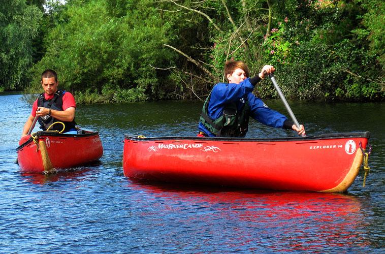 Paddlesport – UKCC coaching awards