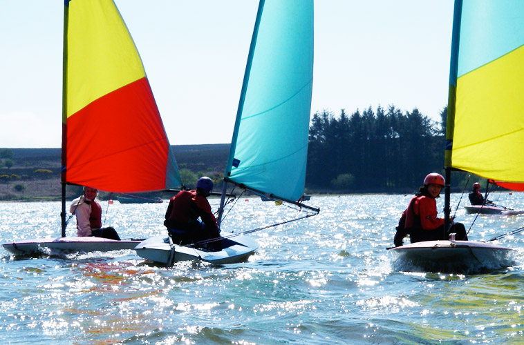 Sailing – RYA Dinghy Instructors