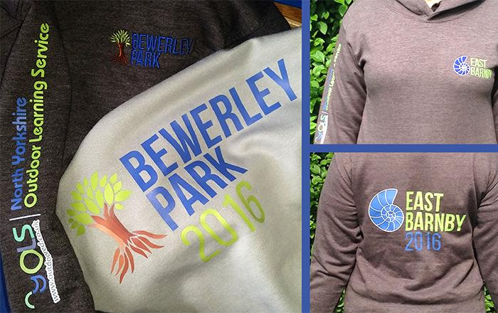 Buy Bewerley Park and East Barnby Hoodies here