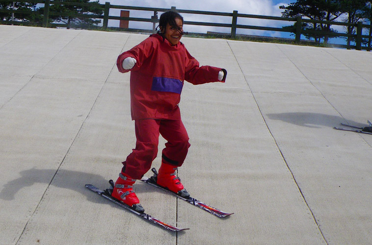 Skiing (Dry Slope)