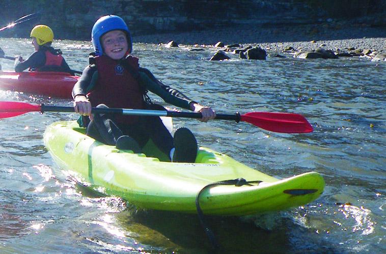 Kayaking (Sea)
