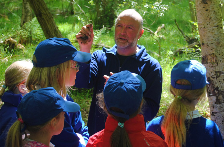 Forest School – Getting Started