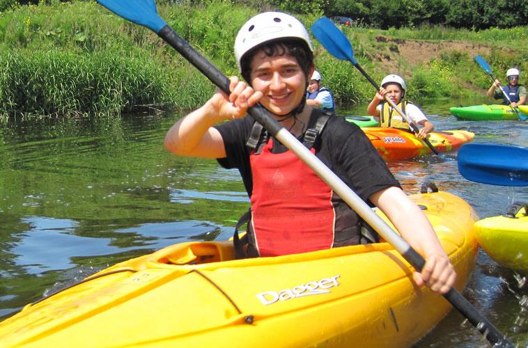 British Canoeing – Performance Awards
