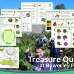 The Treasure Quest at Bewerley Park