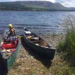 Harrogate Grammar School Canoe Expedition