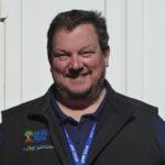 Ian Coates of Bewerley Park during lockdown