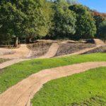 New mountain biking skills trail at Bewerley Park