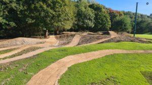 mountain biking bewerley park