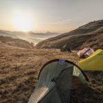 Mountain Leader Assessment Rowan tents Bewerley Park